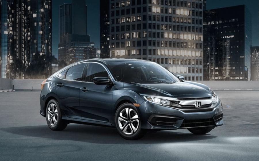 2017 Honda Civic 1.6L EXI