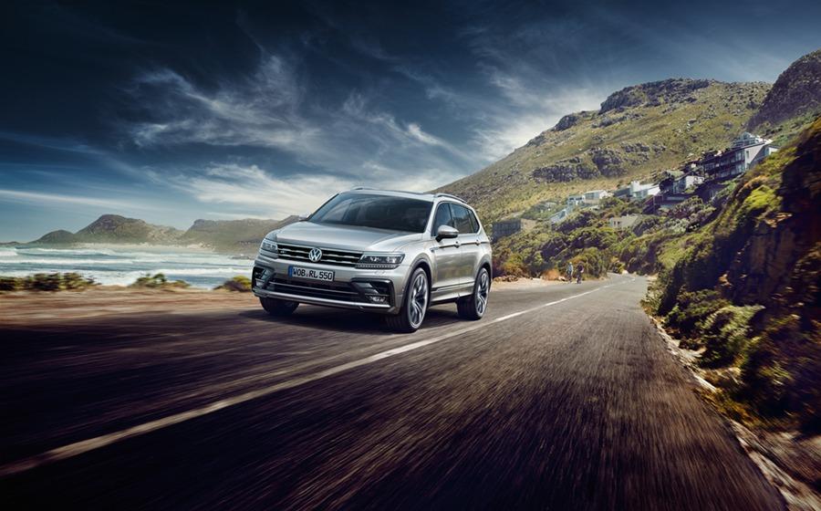 2019 Volkswagen Tiguan Allspace 4×4 R-Line