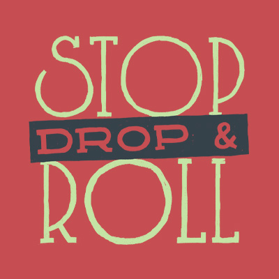 Watch messages from Stop, Drop & Roll