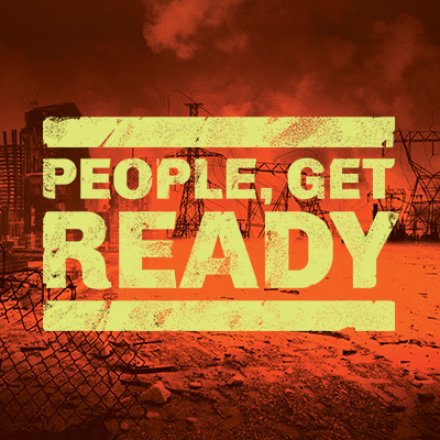 Watch messages from People, Get Ready