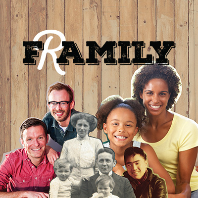 Watch messages from Framily
