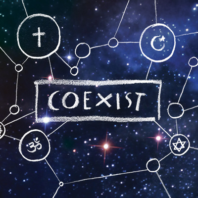 Watch messages from Coexist