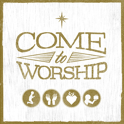 Watch messages from Come to Worship