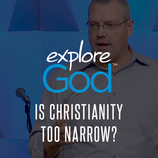 Is Christianity Too Narrow? thumbnail