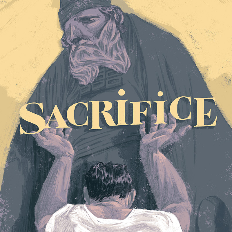 Watch messages from Sacrifice