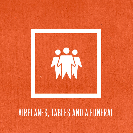 Vision Night: Airplanes, Tables and a Funeral thumbnail