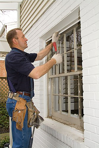 Window Installation in Babb MT 59411