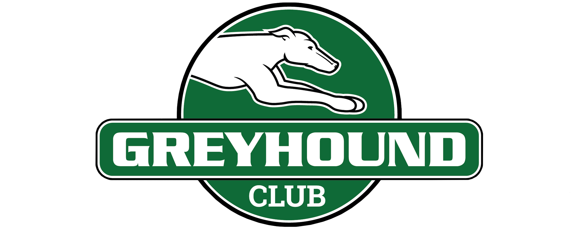 Greyhound club logo 2015 %28002%29 with white border