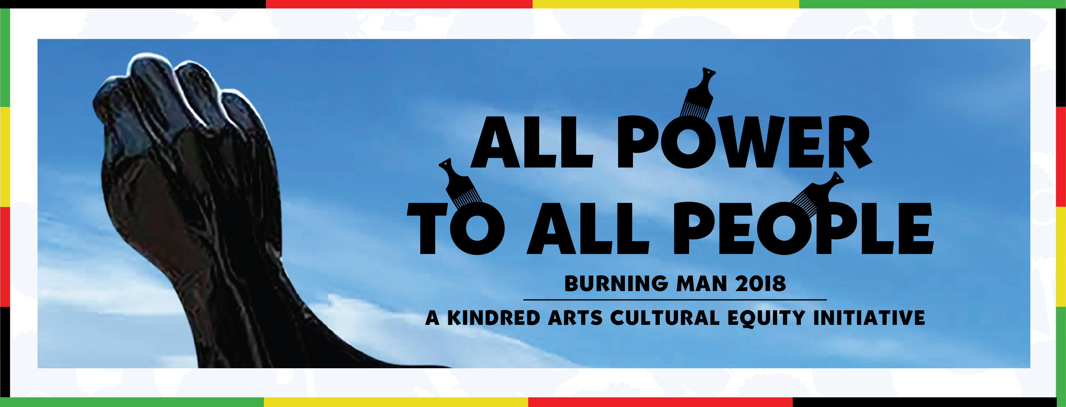 All power to all people logo