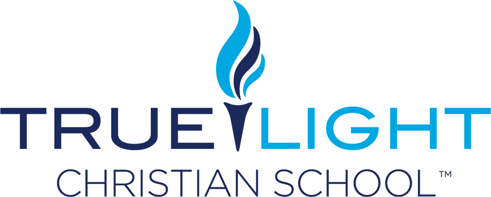 True light christian school logo