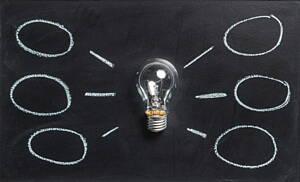 ideas en una agencia de publicidad