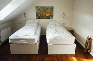Habitación de albergue