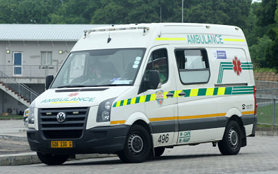indian ambulance services