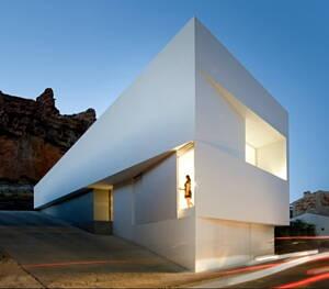 vivienda de arquitectos