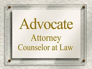 Attorney Counselor at Law