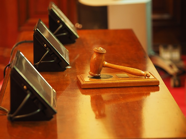 fall of the harm at an auction operation