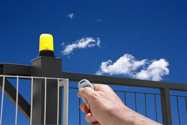 automatic gate and gate remote control