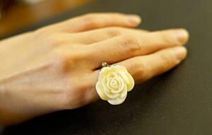 anillo de bisuteria