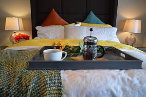 bed and breakfast accommodations offer better customer services than hotels