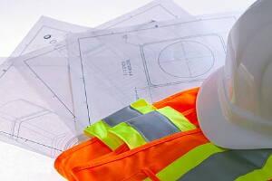 Material de protección para la construcción