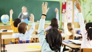 aula de un colegio privado