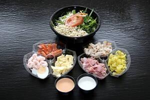 platos de comida para llevar