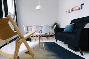 sala de una vivienda