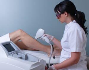 personal del centro de depilacion laser