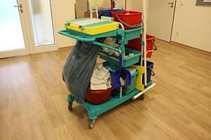 Empresas de limpieza de oficina y hogar