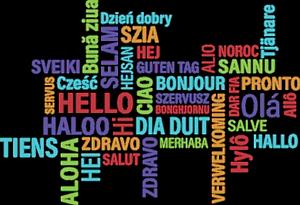 idiomas de la escuela