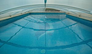 fiberglass is very often used for swimming pools