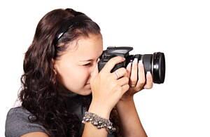 fotografo haciendo una foto