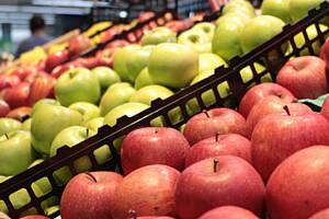 frutas expuestas en una fruteria