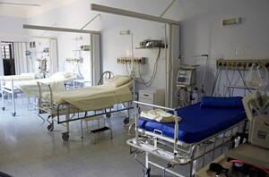sala de espera hospital