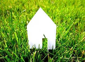 casa en pradera