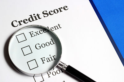 loan lenders will check your credit score before lending you money