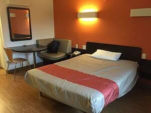 habitacion de un motel