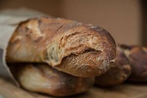 pieza de pan