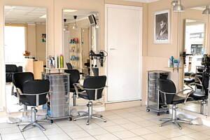 sala de una peluqueria