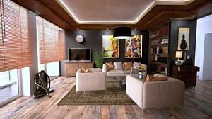 salon del piso