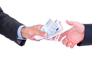 dinero de préstamo personal