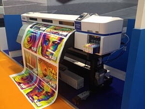 printing machine colour printing