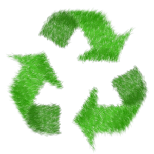 recycling waste helps environment, economy and society