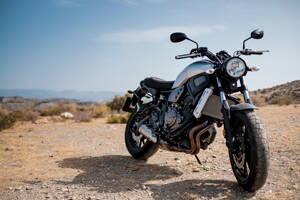 Moto afinada con refacciones nuevas
