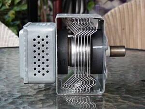 motor de una lavadora