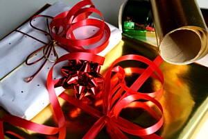 regalos y lazos