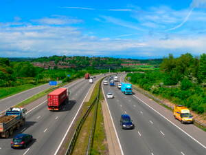 Ruta habitual de transportes