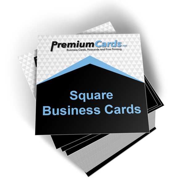 Square business cards premiumcards 1540 for 100 square business cards premiumcards 1540 for 100 reheart Choice Image