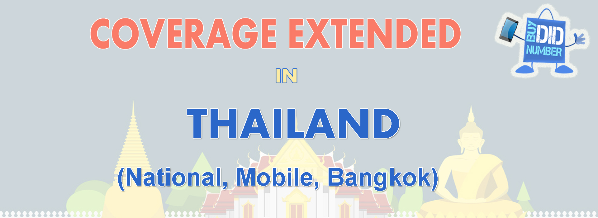 DID number in Bangkok, Thailand (prefix: 66-2)|SIP Trunks|Free VOIP