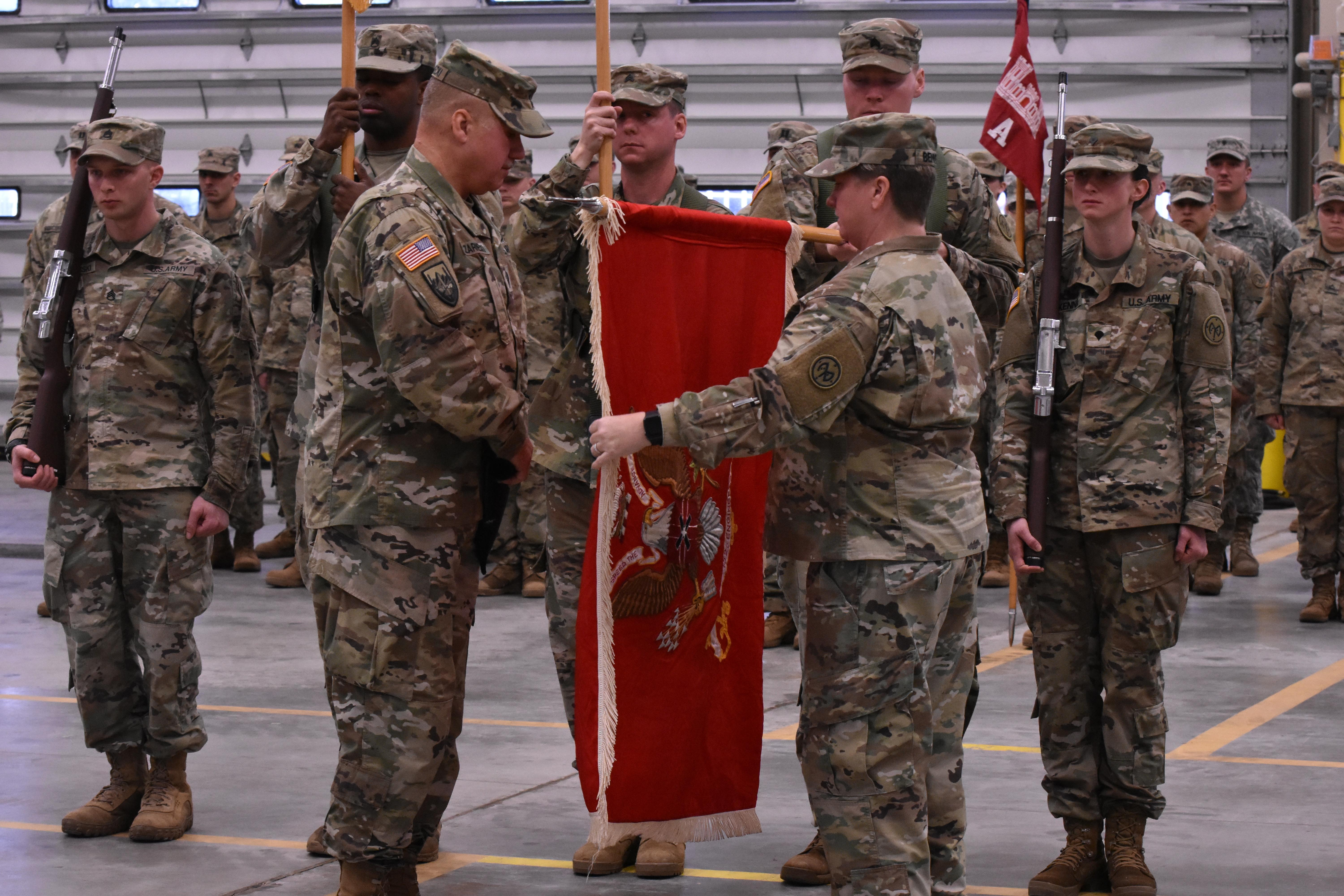 NY Army National Guard engineer Soldiers conduct annual